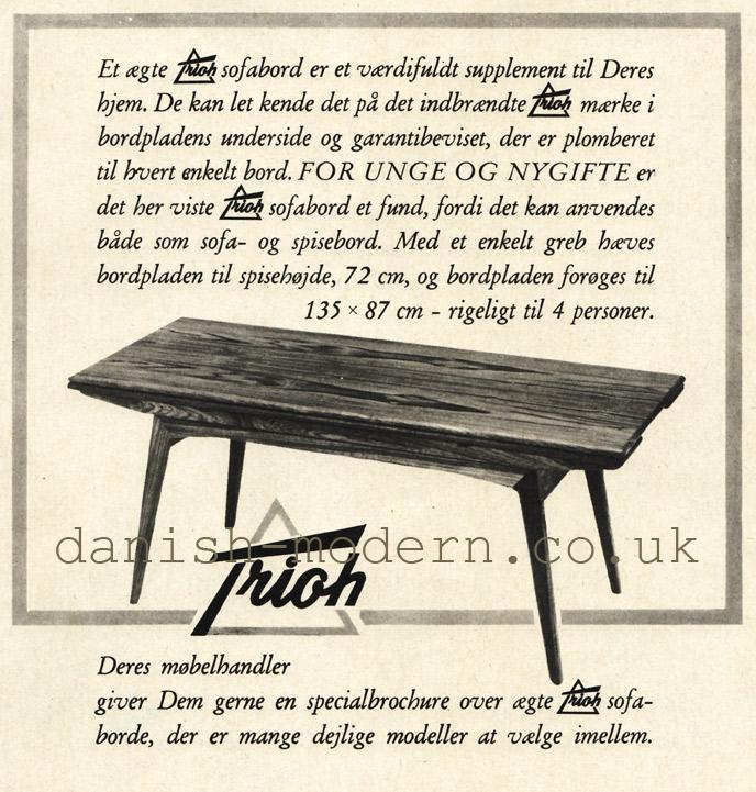Trioh table