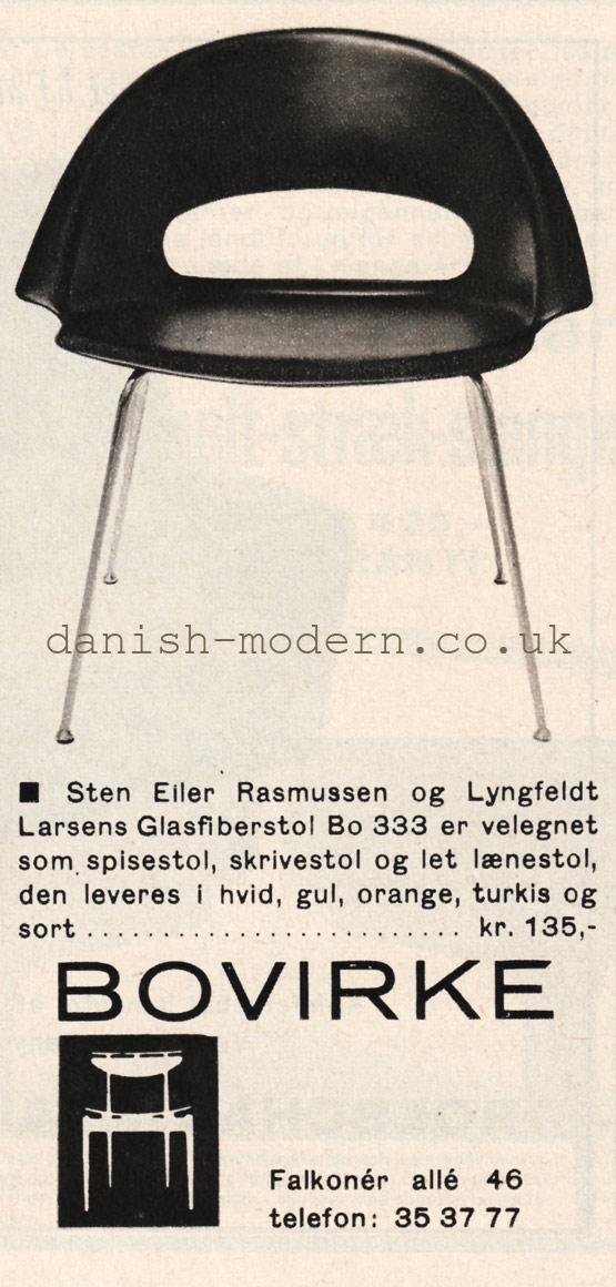 Steen Eiler Rasmussen & Kai Lyngfeldt Larsen at Bovirke