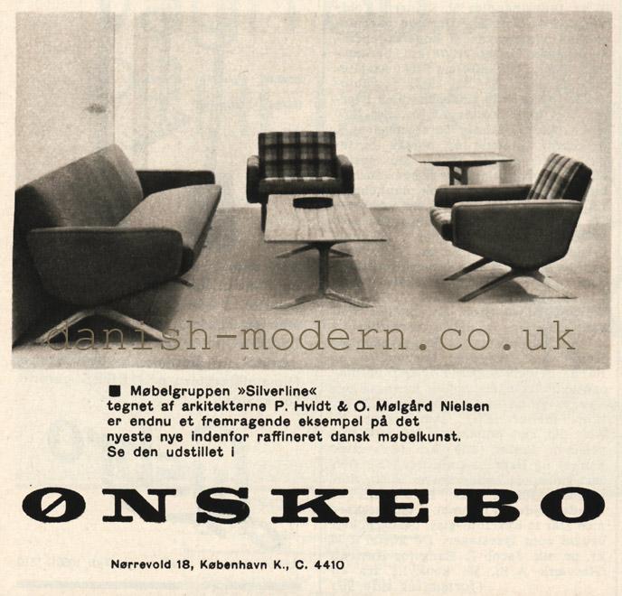 Peter Hvidt & Orla Mølgaard-Nielsen at Ønskebo