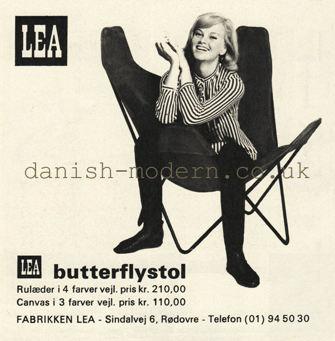 LEA Butterfly chair
