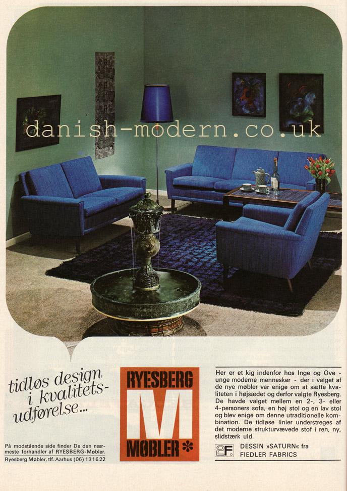 Ryesberg Møbler sofa group