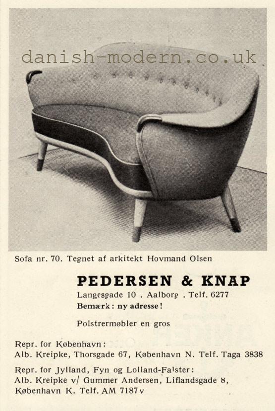 Hovmand Olsen for Pedersen & Knap
