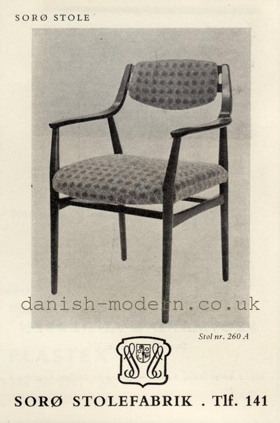Sorø Stolefabrik chair