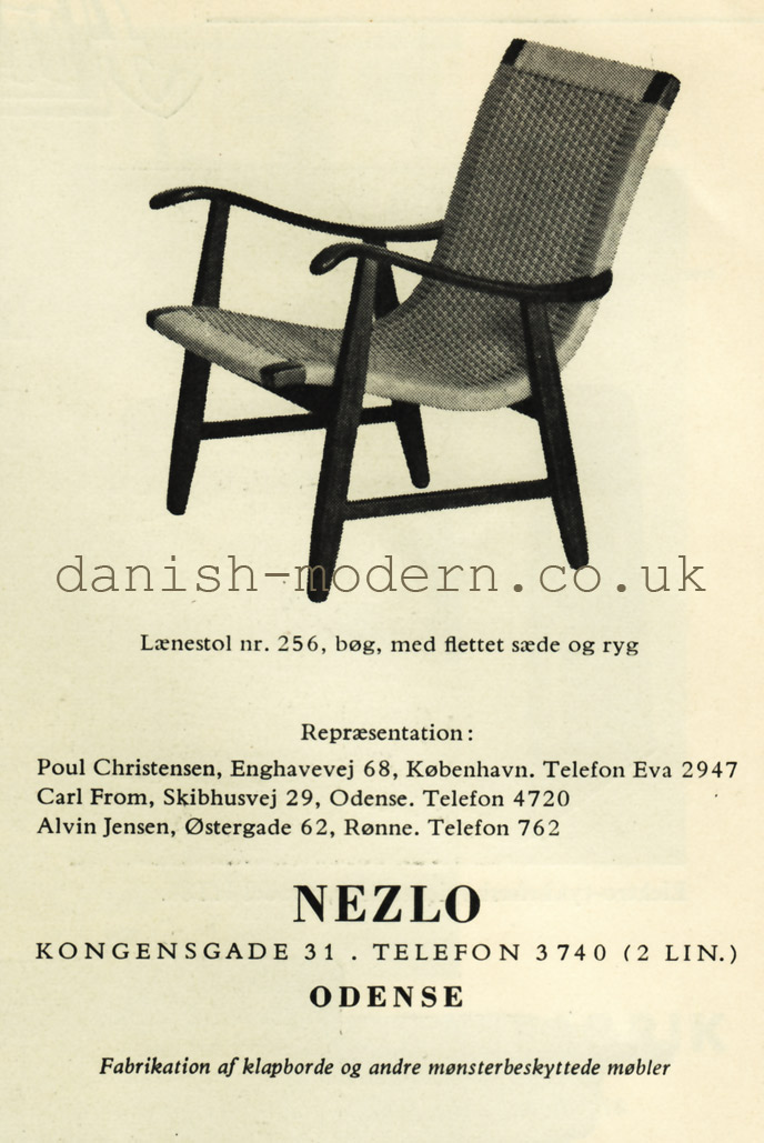 Nezlo chair