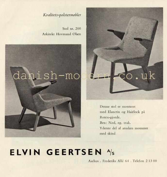 Hovmand Olsen for Elvin Geertsen