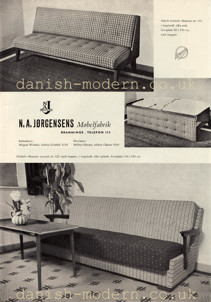 NA Jørgensens Møbelfabrik (Bramin)