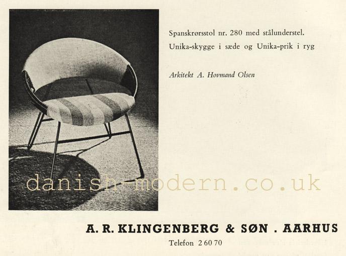 Hovmand Olsen for AR Klingenberg & Søn