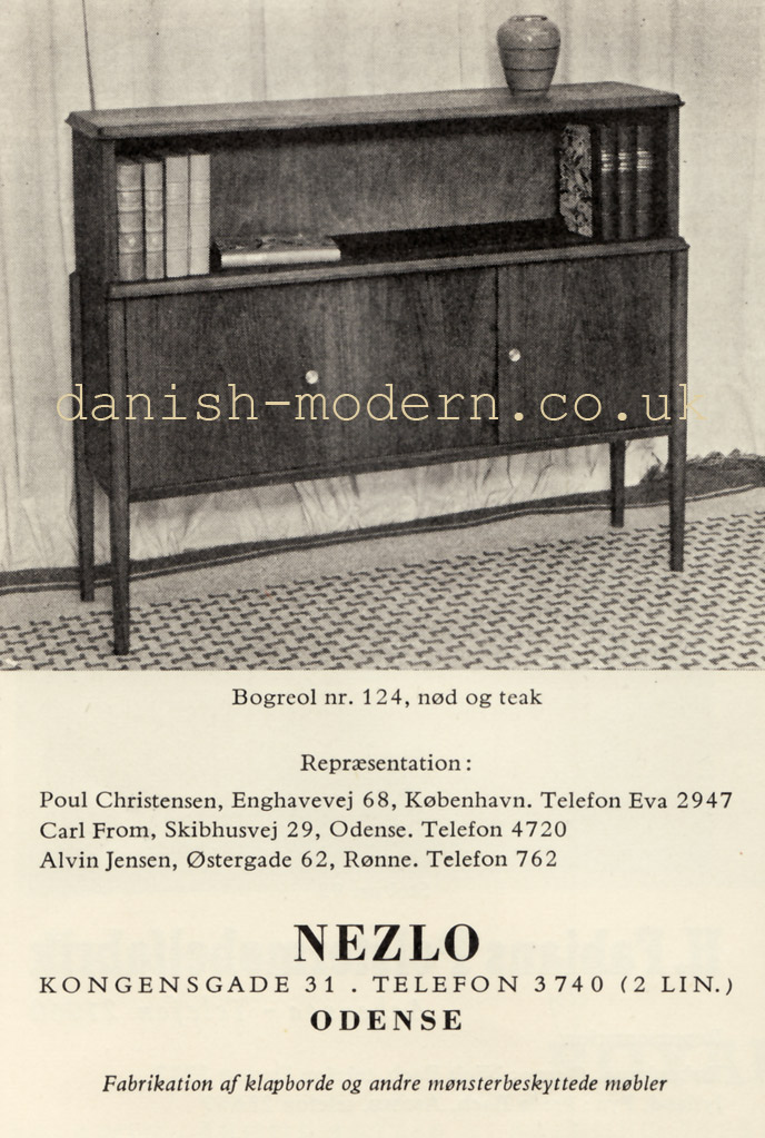 Nezlo bookcase