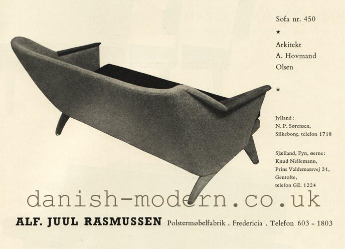 Hovmand Olsen for Alf Juul Rasmussen