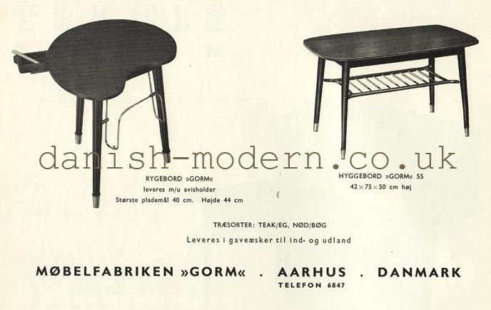 Møbelfabriken Gorm