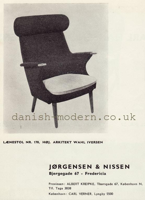 Wahl Iversen for Jørgensen & Nissen