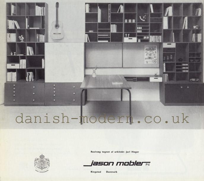 Jarl Heger for Jason