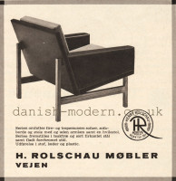 Unspecified designer for Henry Rolschau Møbler