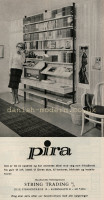 Unspecified designer for String Trading: Pira shelving