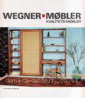 Hans J Wegner for Ry Møbler: Ry 100 with foldaway bed