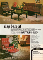 Unspecified designer for Farstrup Stolefabrik: Miljø 1