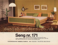 Unspecified designer for Sannemanns Møbelfabrik: 171