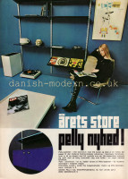 Unspecified designer for Dansk Pelly: Pelly-systemet 1