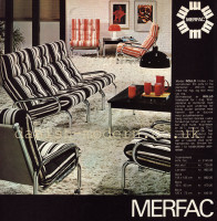 Unspecified designer for Merfac: Rollo