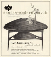 Johannes Andersen for CF Christensen: 163a