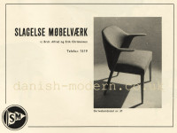 Unspecified designer for Slagelse Møbelvaerk: 31