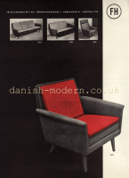 Unspecified designer for Fritz Hansen: 5451, 5462, 5553, 5654 10