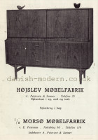 Unspecified designer for Højslev Møbelfabrik 1