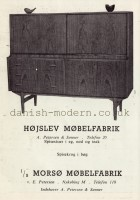 Unspecified designer for Højslev Møbelfabrik