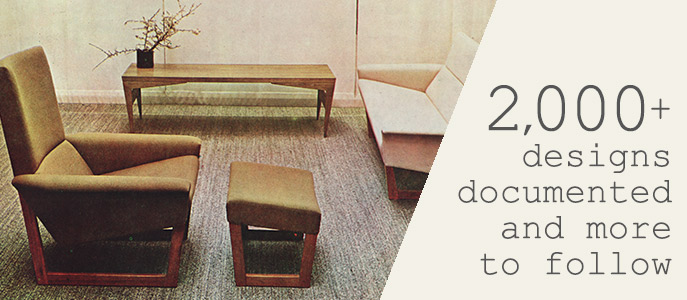 A directory of midcentury Danish modern furniture 2